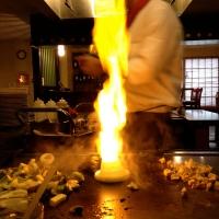 Flying Broccoli, Onion Volcano, and a Half-Day - Sake Dayton / Vandalia